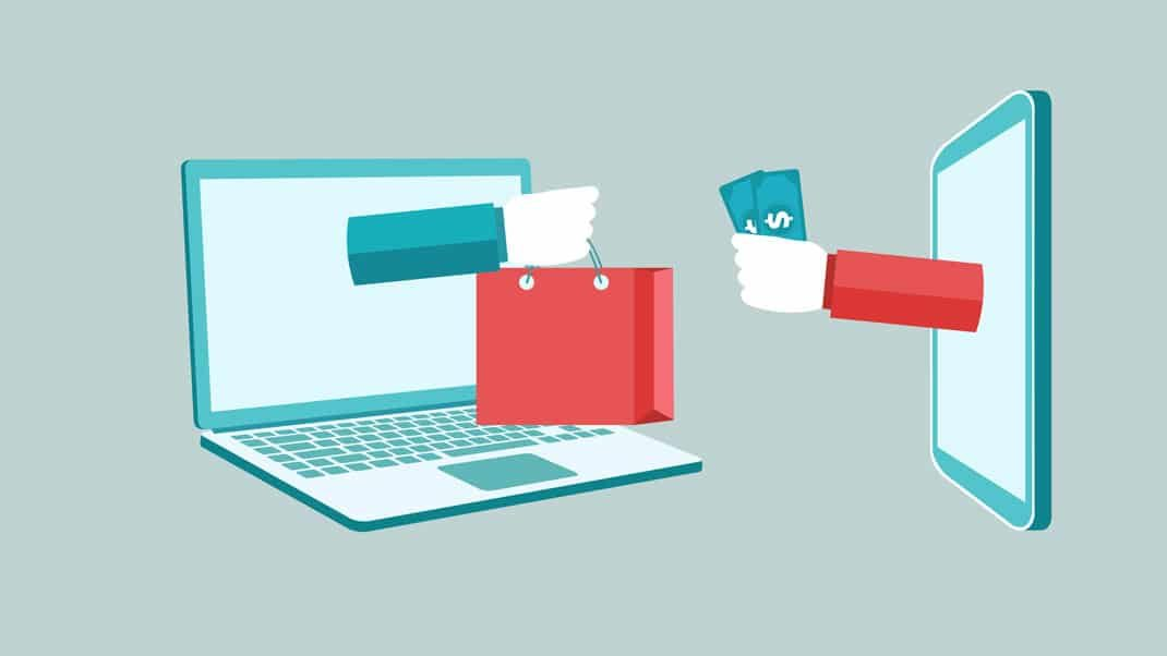 Realizar ventas online